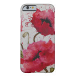 Party Poppies iPhone 6 case iPhone 6 Case