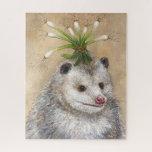 Party possum puzzle