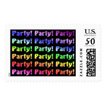 Party! Postage