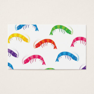 Party Prawns Business Card