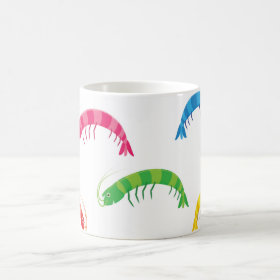 Party Prawns Coffee Mug