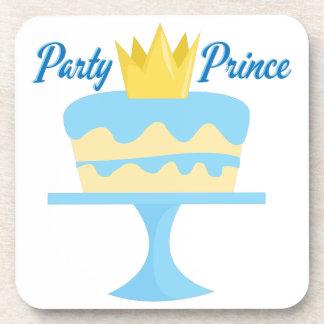 Party Prince Coaster