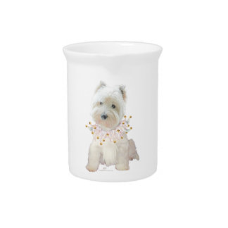 Party Puppy Beverage Pitchers