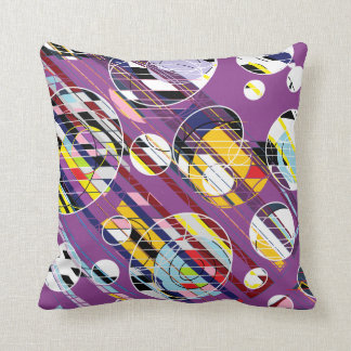 Party Purple Pillow