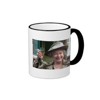 Party Queen Ringer Mug