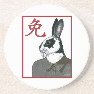 Party Rabbit Coaster