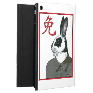 Party Rabbit iPad Air Cover