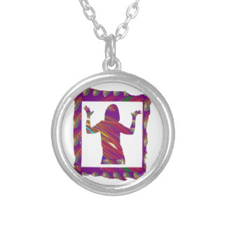 PARTY RAP Songs and Dancing Personalized Necklace