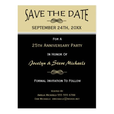 reunions Party, Reunion, Event Save the Date Postcard