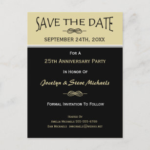 Birthday save the date postcards zazzle party reunion event save the date postcard stopboris Images