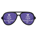 [Broken heart] keep calm and please don't cry  Party Shades
