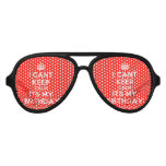 [Crown] i cant keep calm its my birthday  Party Shades