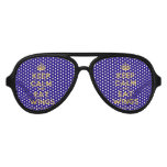 [Crown] keep calm and eat wings  Party Shades