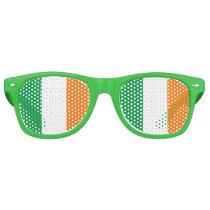 Party Shades Sunglasses - Ireland flag