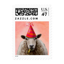 Party Sheep 2 Postage