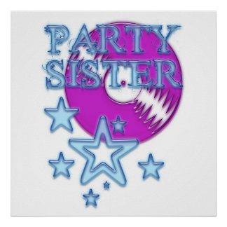 party sister póster