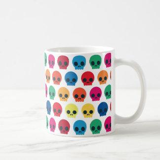 Party Skulls Coffee Mug