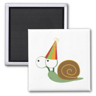 Party Snail Magnets