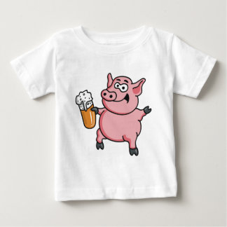 Party sow 04-2013 C.png Baby T-Shirt