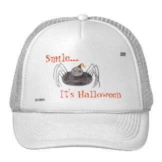 Party Spider Smile... It's Halloween! Hat