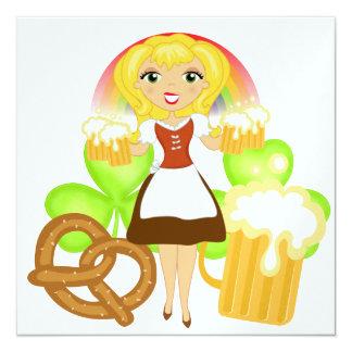 Party - St. Patrick's Day ! - SRF Invitation