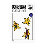 Party Stars Stamps