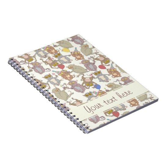 Party Tarsiers, Notebook