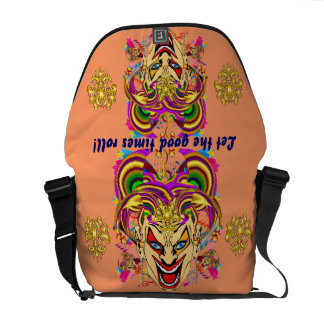 Party Theme or Event Best view in design 30 Colors Messenger Bag