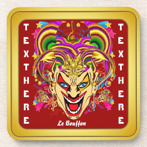 Party Theme or Event Best view in design Beverage Coaster