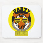 PARTY TIGER MOUSEPAD