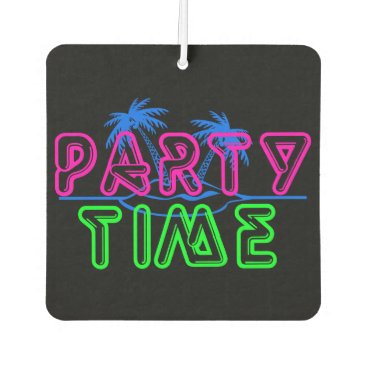 Beach Themed Party Time Air Freshener