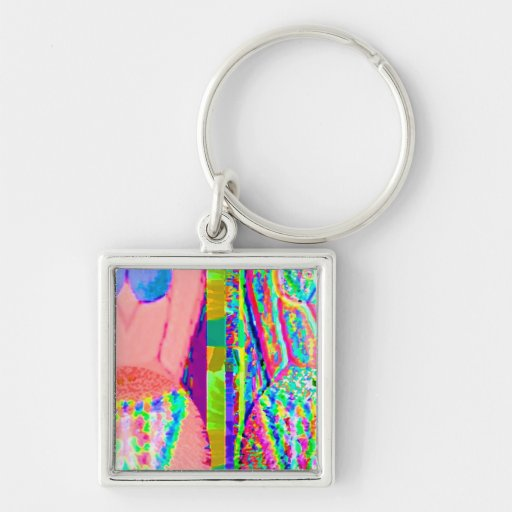 PARTY TIME ART for Clubs Cabarets Dancing Fun GIFT Key Chains
