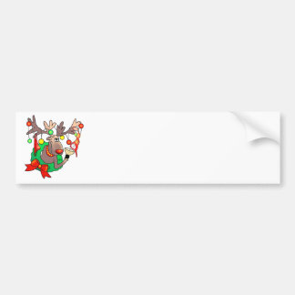 PARTY TIME by SHARON SHARPE Car Bumper Sticker