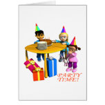 Party Time Cards