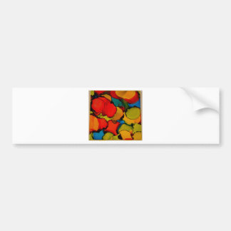 Party time collection bumper sticker
