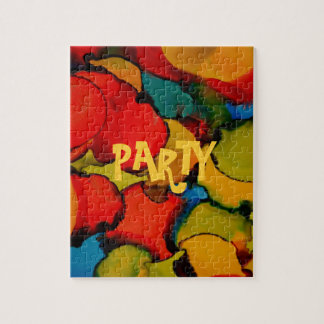 Party time collection jigsaw puzzle