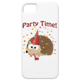 Party time! Confetti Hedgehog iPhone 5/5S Cases