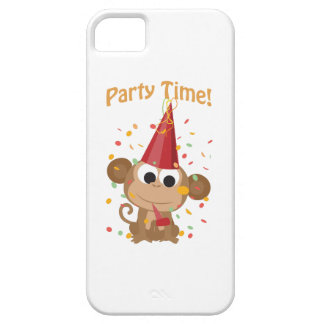 Party Time! Confetti Monkey iPhone SE/5/5s Case