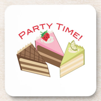 Party Time Coasters