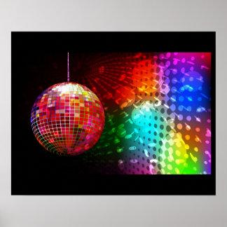 Party Time Disco Print