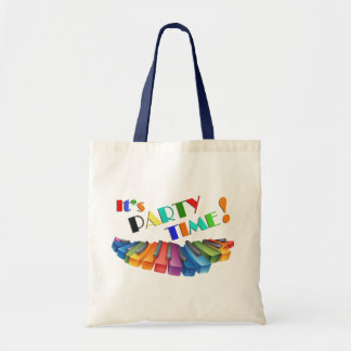 Party Time Fun Tote