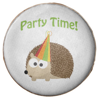 Party Time! Hedgehog Chocolate Covered Oreo