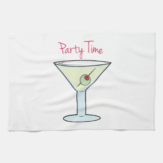 Party Time Kitchen Towels