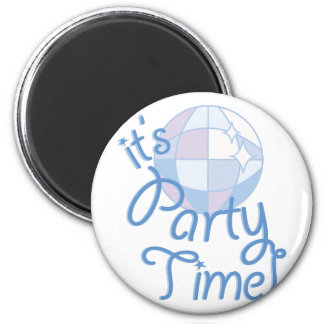 Party Time Magnet