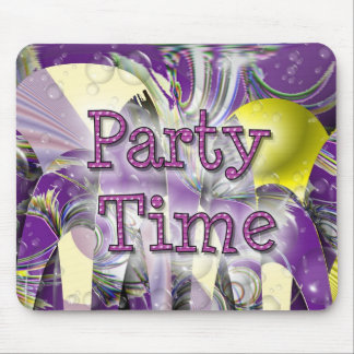 Party Time Mouse Pad