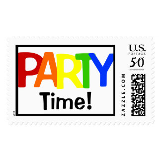 Party Time! Postage