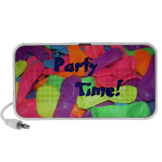 Party time! speaker
