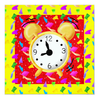 Party Time - SRF Card
