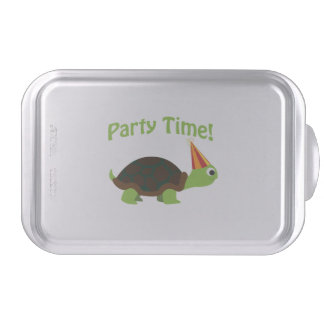 Party Time! Turtle Cake Pan
