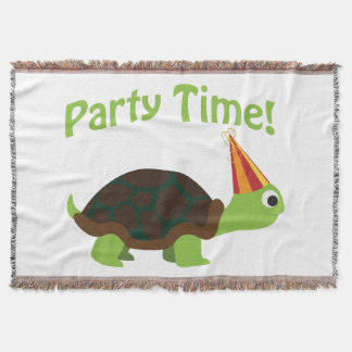 Party Time! Turtle Throw